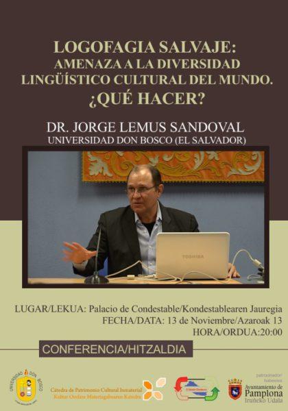 Gira con Jorge Lemus Sandoval, lingüista y revitalizador de la Lengua Nahuát pipil en el Salvador