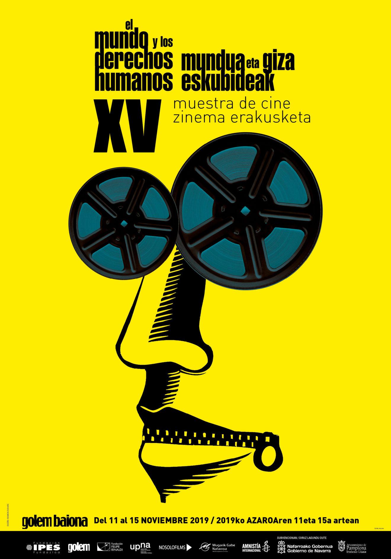 XV Muestra de Cine, el Mundo y los Derechos Humanos