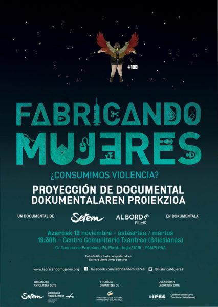 "Documental ""Fabricando Mujeres"""