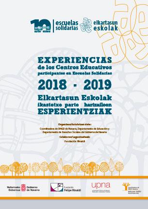 memoria de escuelas solidarias 2018-2019