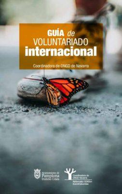 Presentamos la Guía de Voluntariado Internacional