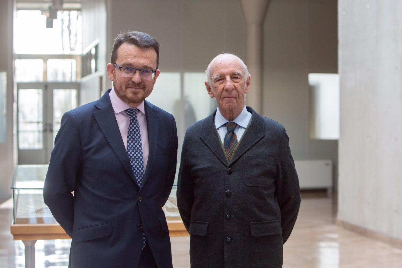 El Alto Comisionado de las Naciones Unidas para los refugiados (ACNUR) Premio Internacional Jaime Brunet 2019 de la UPNA