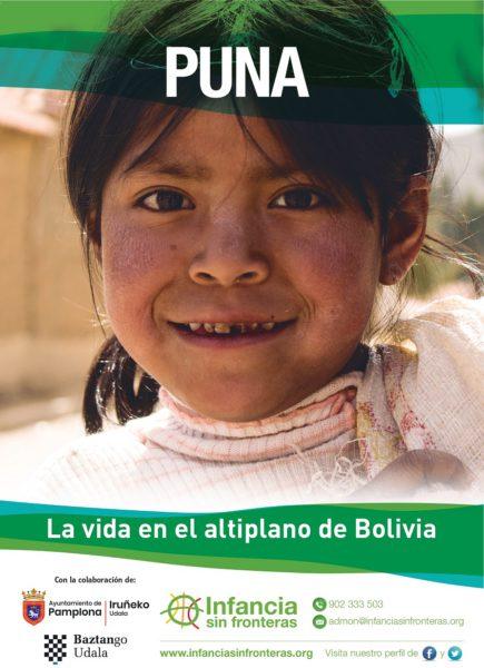"""Exposición fotográfica""""Seguridad Alimentaria en 6 comunidades Quechuas y Aymaras del Departamento de Potosí, Bolivia""""."""