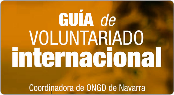 Guía voluntariado internacional - castellano