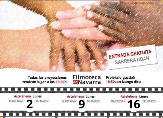 Ciclo de Cine contra el Racismo