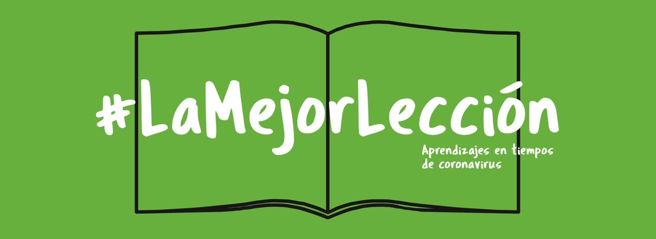 Campaña #LaMejorLección (27 al 30 de Abril)