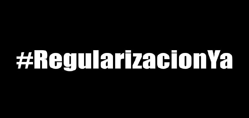Nos adherimos a la Campaña de CEAR pidiendo la regularización de migrantes. #RegularizacionYa