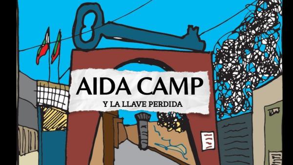 Escape Room online - Aida Camp y la llave perdida