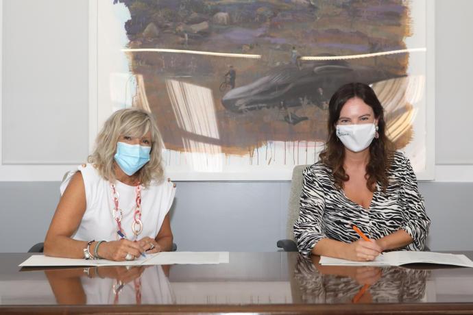 El Ayuntamiento de Pamplona mantiene el apoyo a la Coordinadora de ONGD a través de un convenio