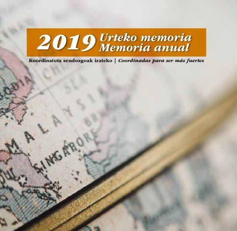 La Coordinadora aprobó la memoria del 2019 el pasado mes de junio