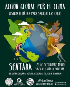 Acción Global por El Clima (25 de Septiembre)