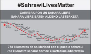 SAHRAWI LIVES MATTER