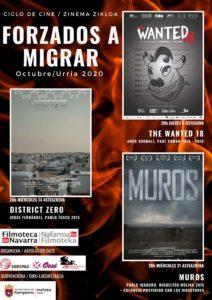 CICLO DE CINE: 'FORZADOS A MIGRAR'