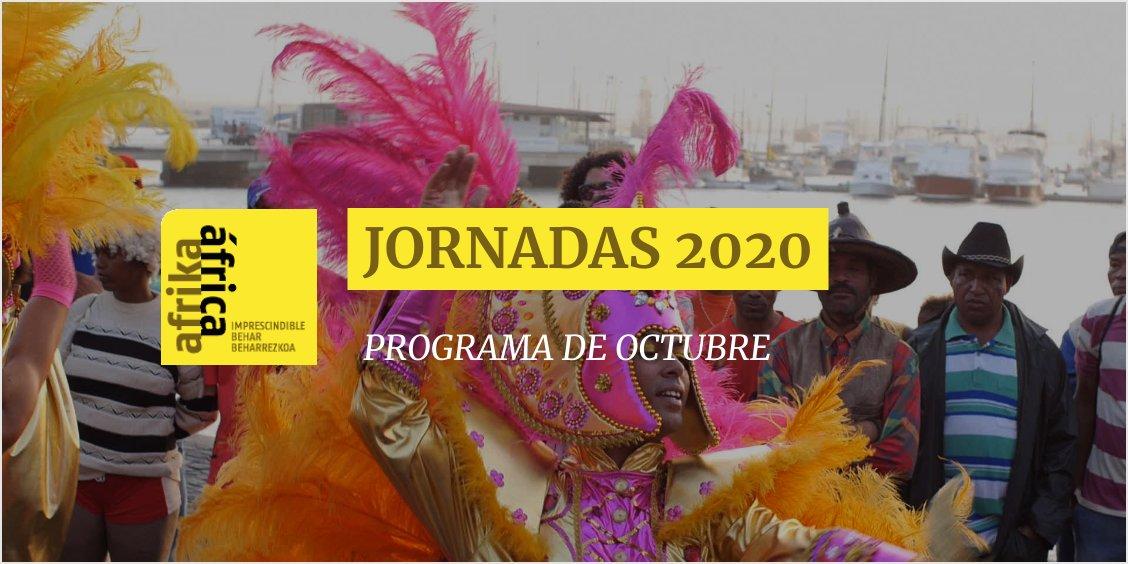 JORNADAS PAMPLONA 2020 (Africa Imprescindible)