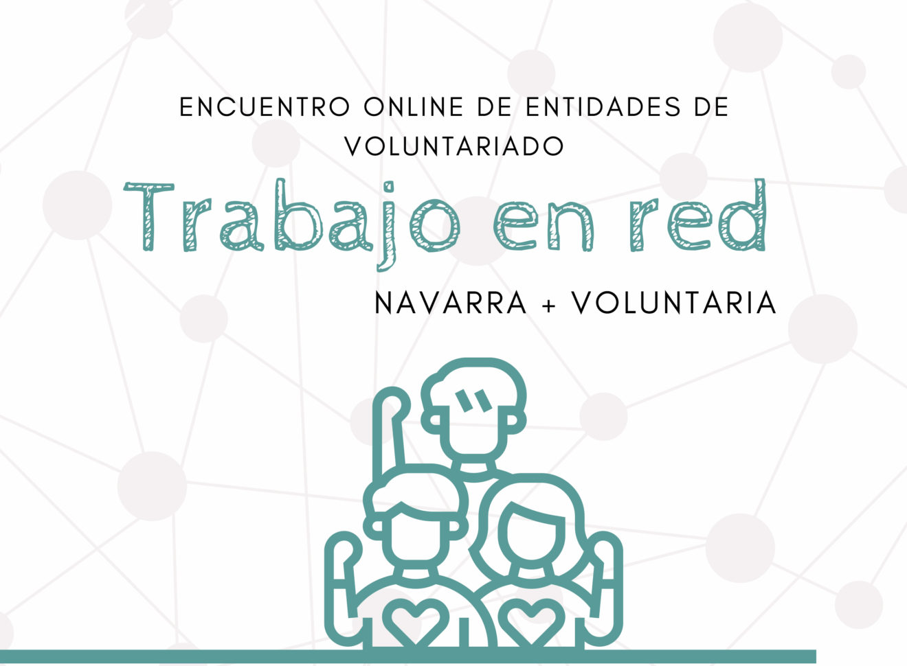 Trabajo en Red Navarra + Voluntaria