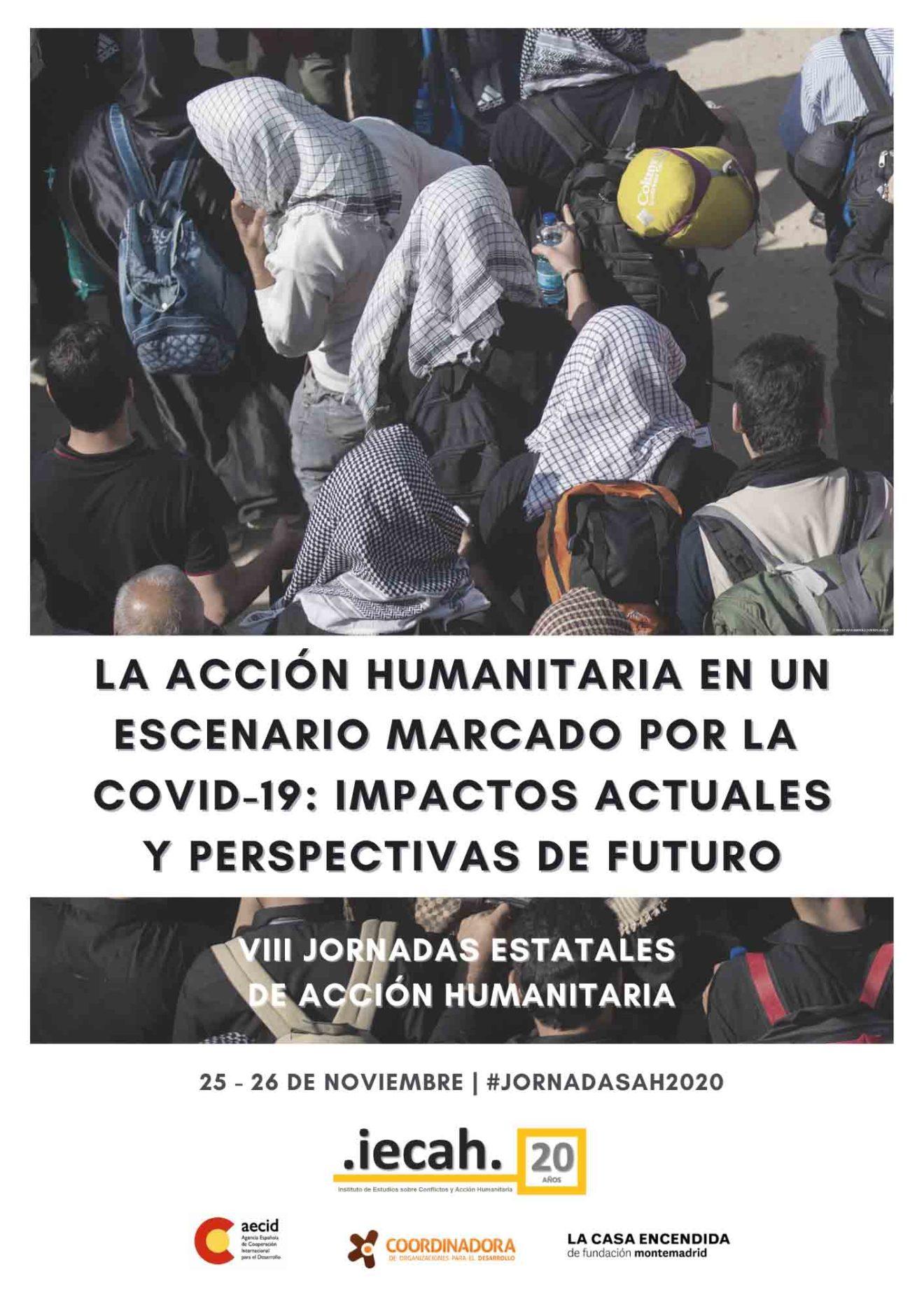 VIII Jornadas Estatales de Acción Humanitaria