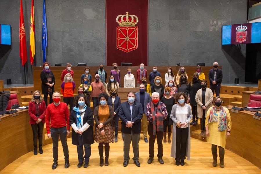 Acto Institucional de lectura de la Declaración Universal de Derechos Humanos, con motivo del Día Internacional de los Derechos Humanos