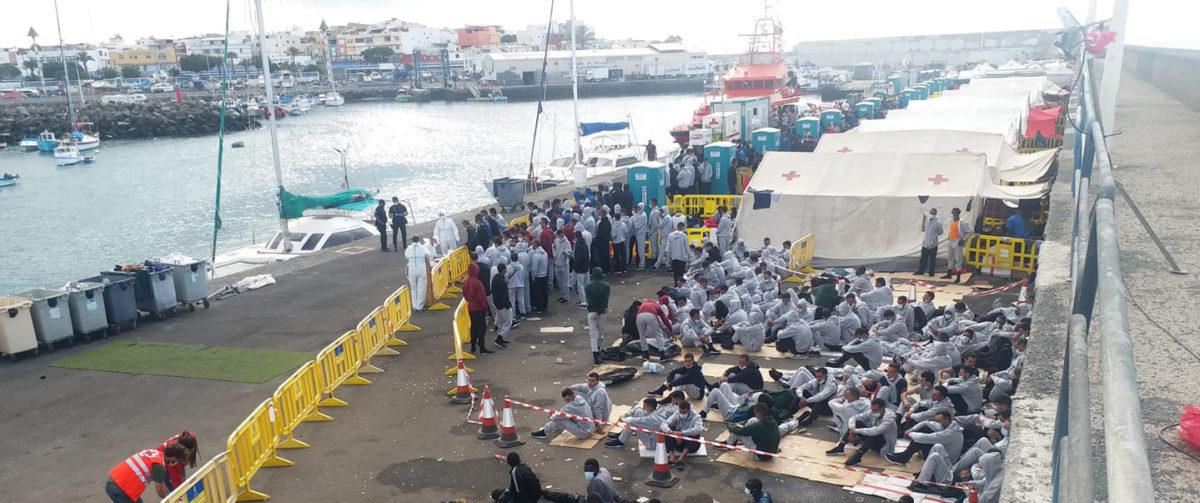 Preocupación por el incumplimiento de los Derechos Humanos en Canarias