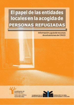 El papel de las entidades locales en la acogida de PERSONAS REFUGIADAS