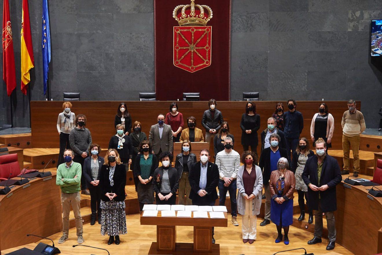 Pacto Navarro de Lucha contra la Pobreza y la Desigualdad / Pobreziaren eta Desberdintasunaren aurkako Nafarroako Ituna