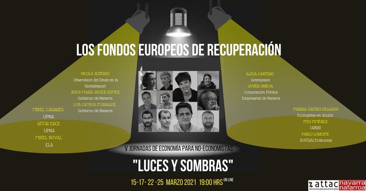 Los fondos europeos : luces y sombras