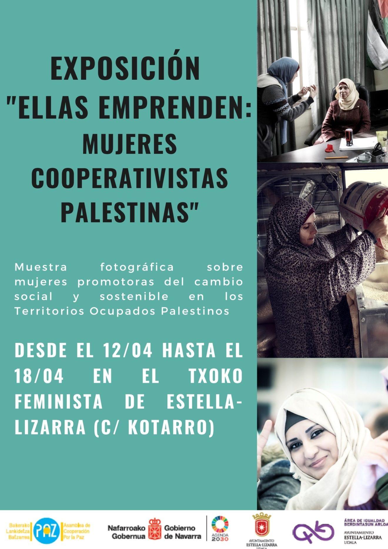 Semana reivindicativa sobre el papel de las mujeres palestinas