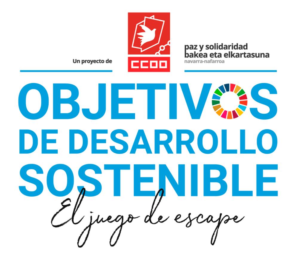 Escape Room online sobre la Agenda 2030 y los ODS