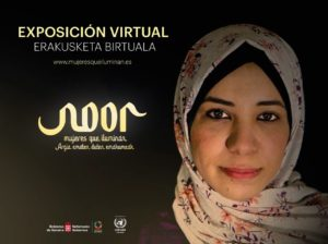 Exposición virtual NOOR: Mujeres que iluminan