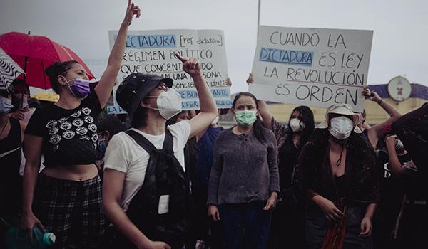 El Salvador: democracia en riesgo