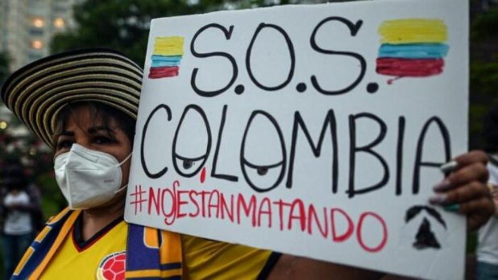 Colombia: por la defensa de derecho a la manifestación y la protección de la vida