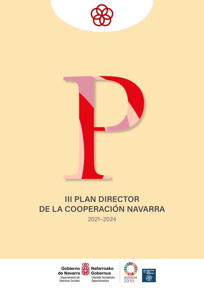 III PLAN DIRECTOR DE LA COOPERACIÓN NAVARRA  2021-2024
