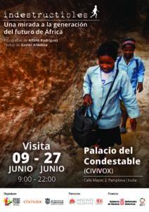 Exposición Indestructibles de Alfons Rodríguez y Xavier Aldekoa