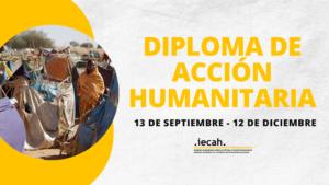 DIPLOMA DE ACCIÓN HUMANITARIA