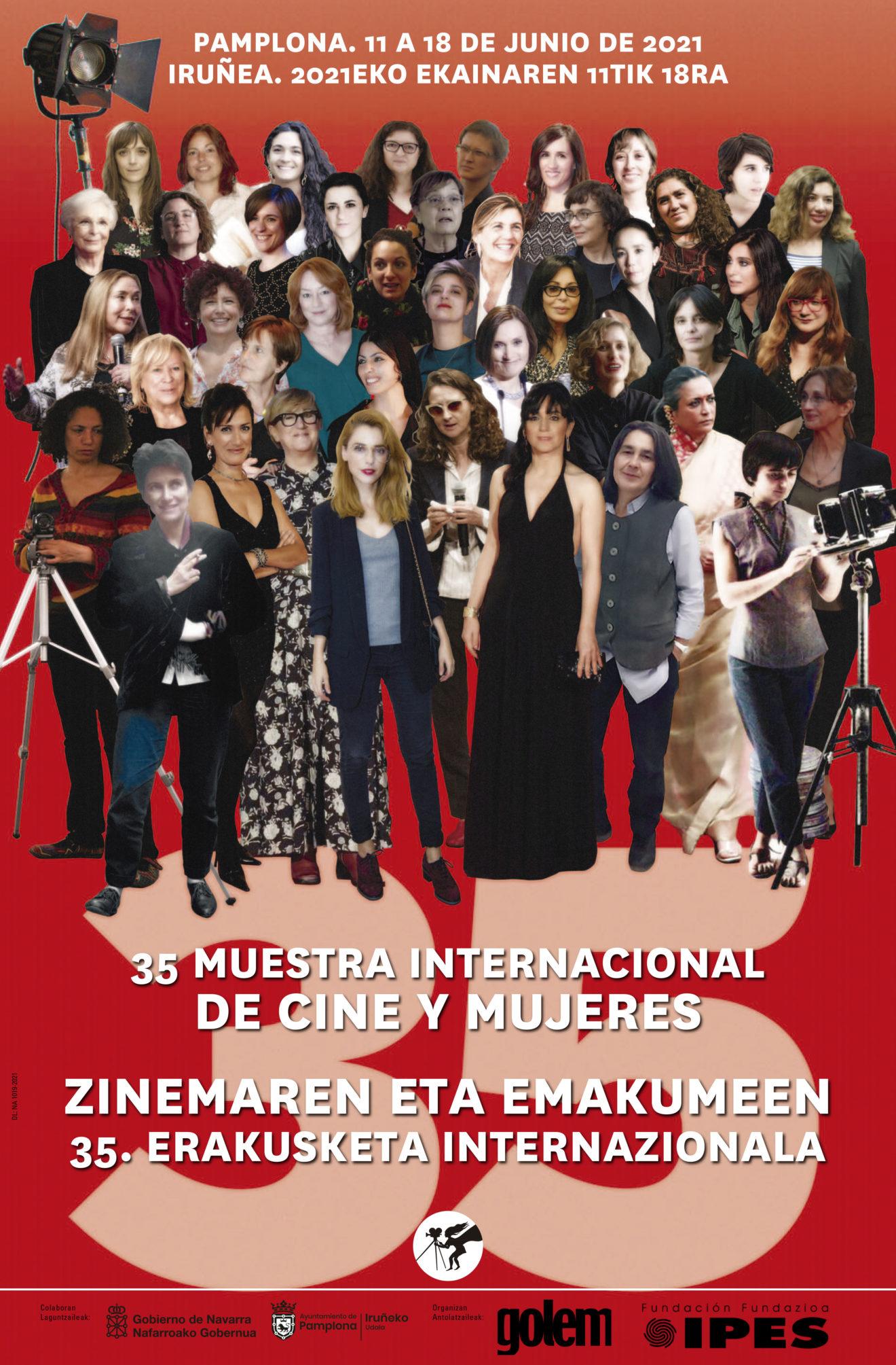 35 edición Muestra Internacional de Cine y Mujeres de Pamplona