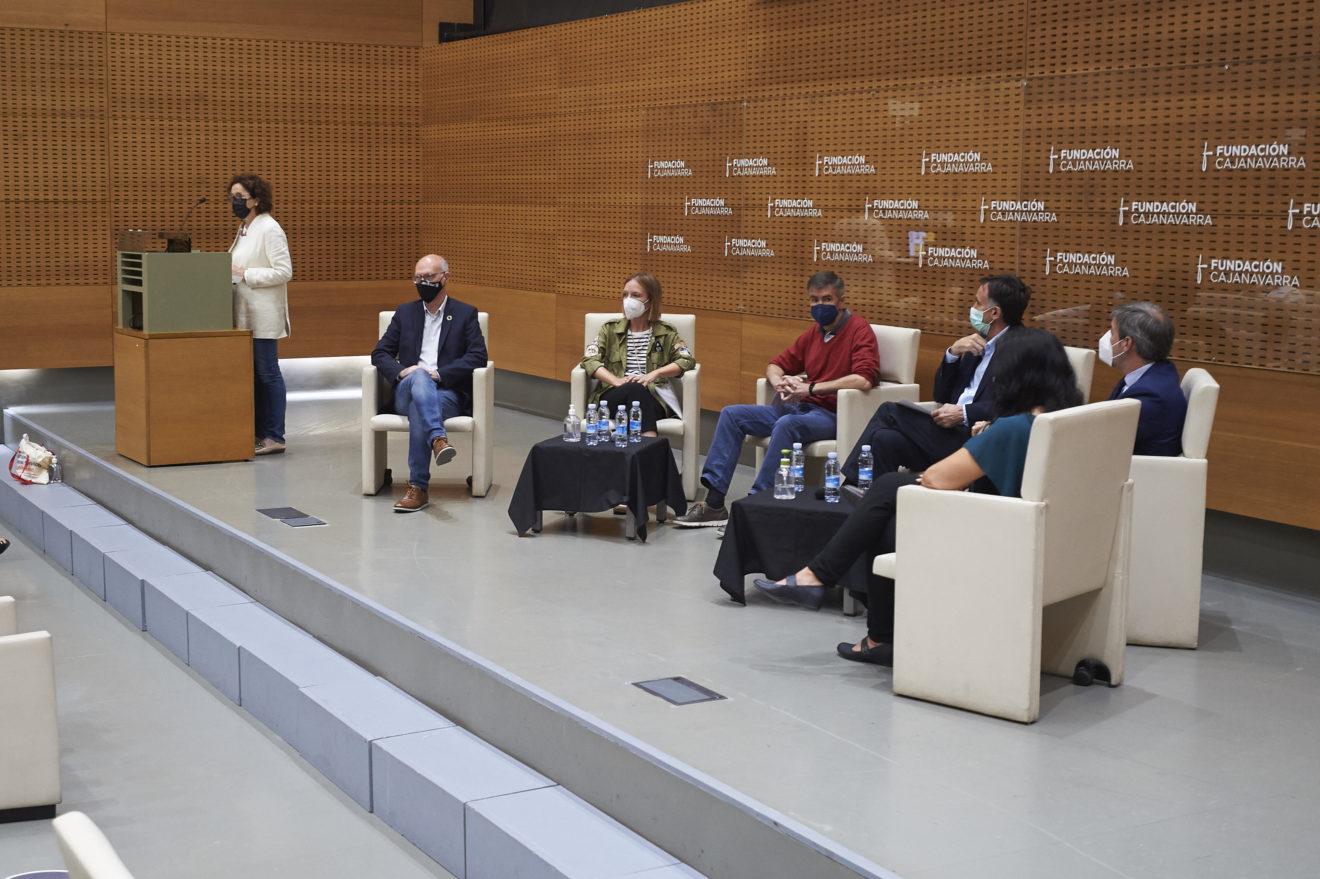 Los agentes navarros de cooperación al desarrollo se reúnen en torno al III Plan Director de Navarra 2021-2024