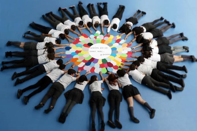 Unos 10.000 alumnos navarros han realizado este curso proyectos de igualdad social y solidaridad