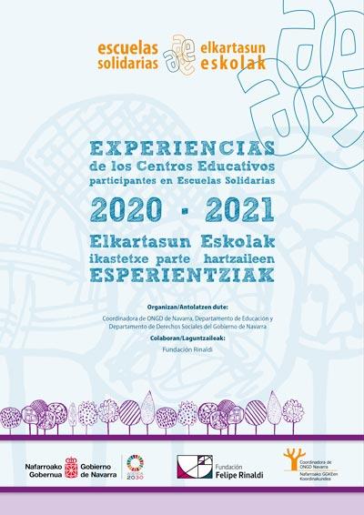 memoria de escuelas solidarias 2020-2021