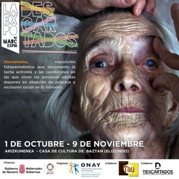 """Exposición """"Descartados"""""""
